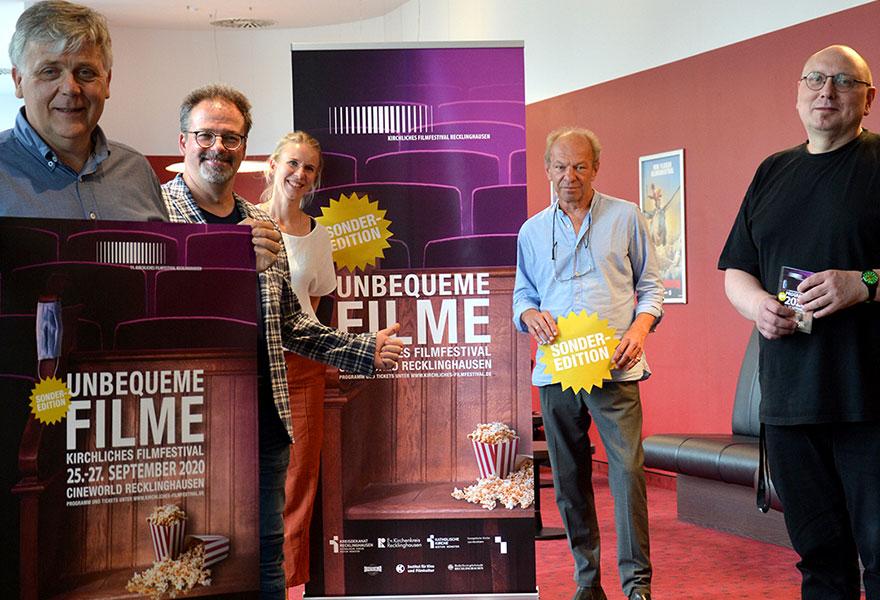 Cineworld Recklinghausen Ferienkino Programm